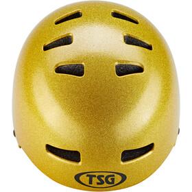 TSG Evolution Special Makeup Casco Hombre, blanco